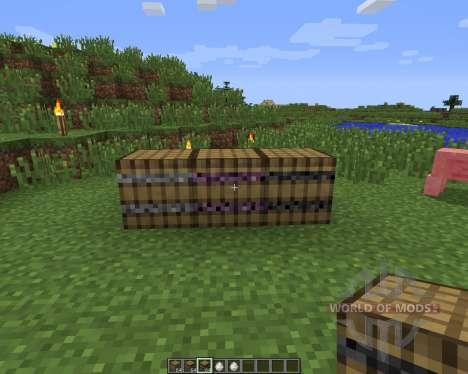 Barrels [1.6.2] for Minecraft