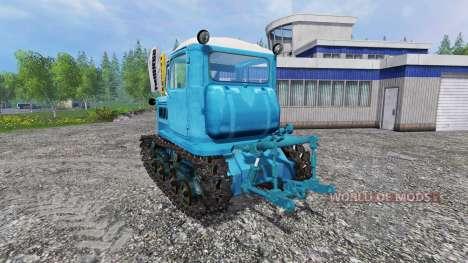 DT-75 Kazakhstan for Farming Simulator 2015
