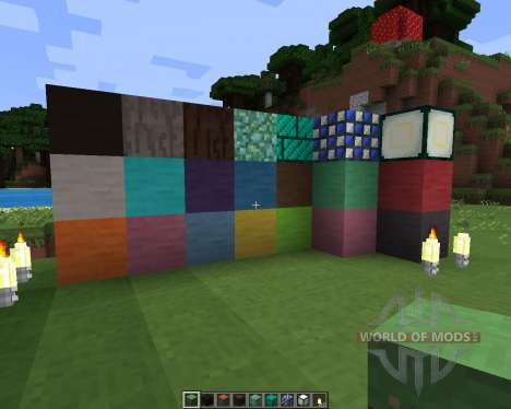 OTB Modern Textures [16x][1.8.1] for Minecraft