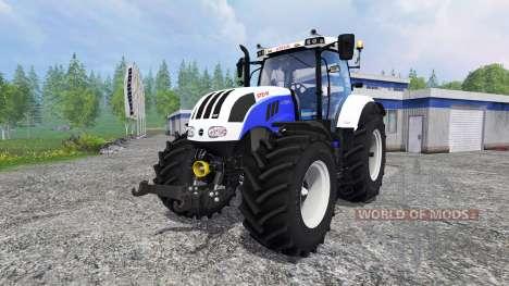Steyr CVT 6230 for Farming Simulator 2015