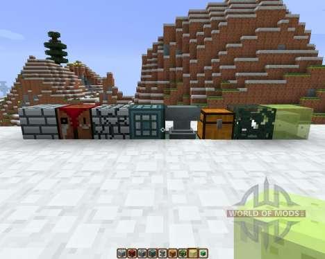 Sunny Craft [16x][1.8.1] for Minecraft