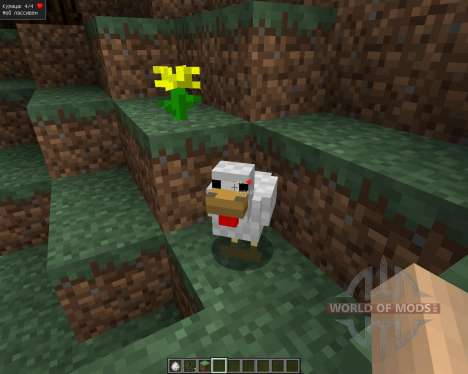 SecurityCraft [1.7.2] for Minecraft