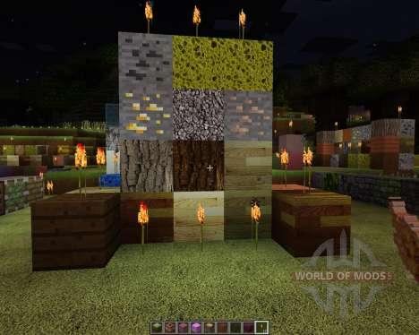 JustPix [128x][1.7.2] for Minecraft