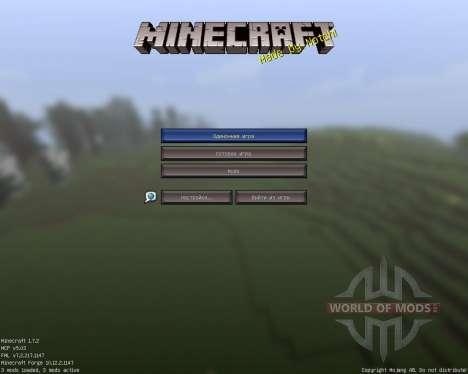 Anonyma V1.0 [16x][1.7.2] for Minecraft