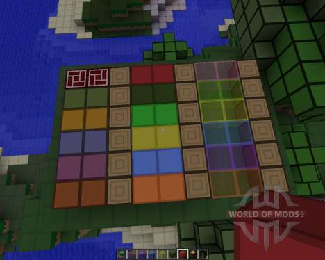 RedPack [16x][1.7.2] for Minecraft