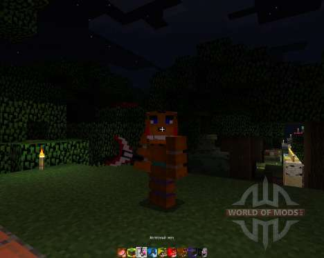 Five Nights At Freddys 2 [64х][1.8.1] for Minecraft