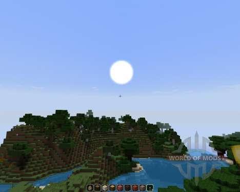 Six Gig [64x][1.7.2] for Minecraft