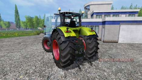 CLAAS Axion 950 v0.5 for Farming Simulator 2015