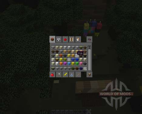 Bic Resource Pack [16x][1.8.1] for Minecraft