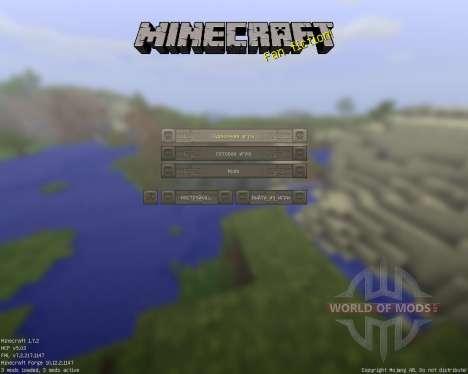 Mist [32x][1.7.2] for Minecraft