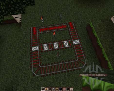 Wolfhound Dungeon [64x][1.7.2] for Minecraft