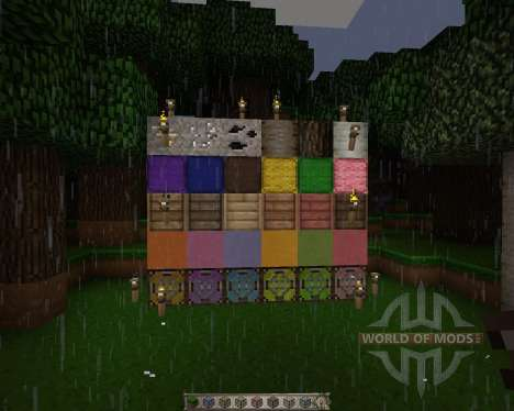Soulsand Chapter [64x][1.7.2] for Minecraft