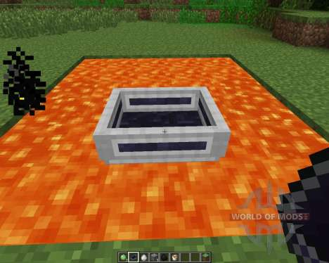 LavaBoat [1.6.2] for Minecraft