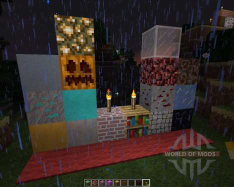 R34L15M [128x][1.7.2] for Minecraft