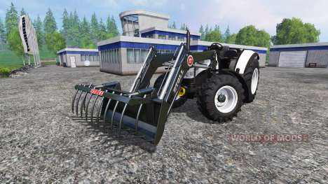 Steyr Multi 4115 v2.0 for Farming Simulator 2015