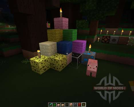 Unique Pack [32x][1.7.2] for Minecraft