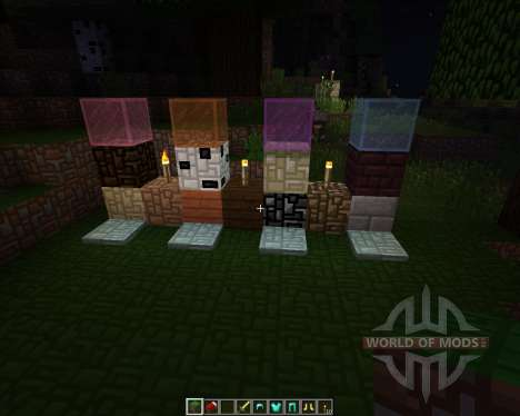 Elements Now [16x][1.7.2] for Minecraft