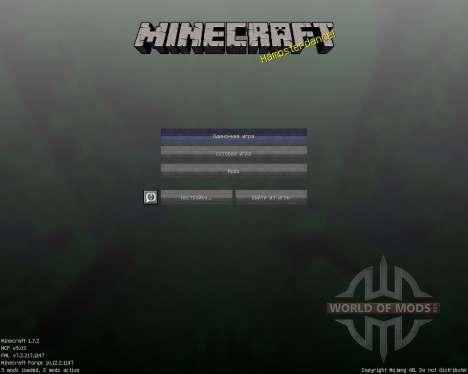 Dark Reson [32x][1.7.2] for Minecraft