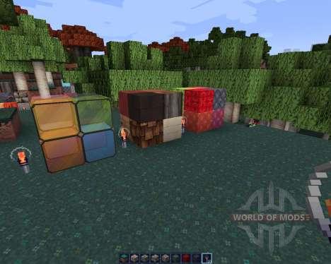 Aedena Pack [32x][1.8.1] for Minecraft
