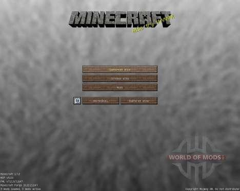 Subarashii [64x][1.7.2] for Minecraft