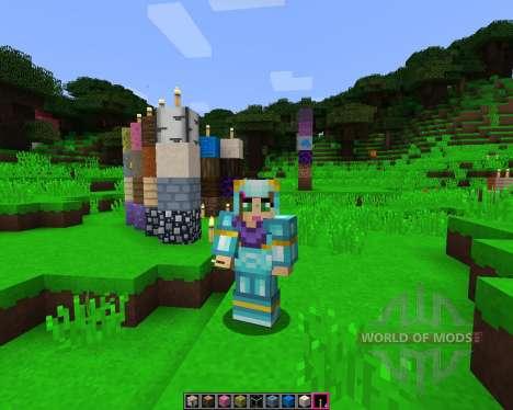 Mythras Cheerful [16x][1.8.1] for Minecraft