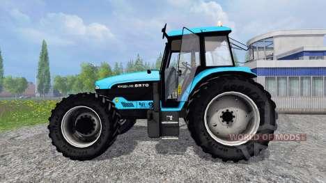 New Holland 8970 v2.0 for Farming Simulator 2015