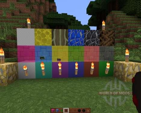 Biophelia [128x][1.8.1] for Minecraft