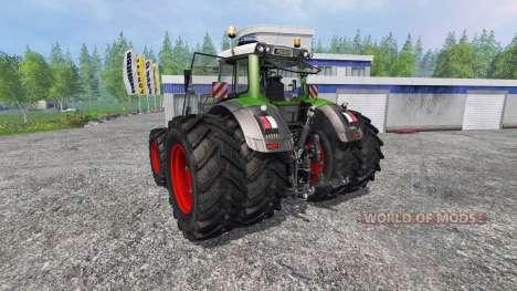 Fendt 936 Vario SCR fix v2.0 for Farming Simulator 2015