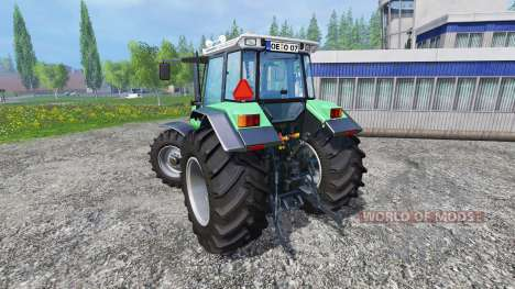 Deutz-Fahr AgroStar 6.61 v2.0 for Farming Simulator 2015