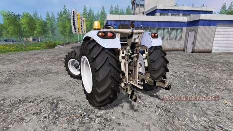 New Holland T4.75 garden edition for Farming Simulator 2015