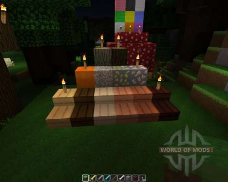 BudPack [16x][1.7.2] for Minecraft