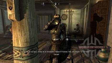 Vilja in Skyrim [4.01] for Skyrim eighth screenshot