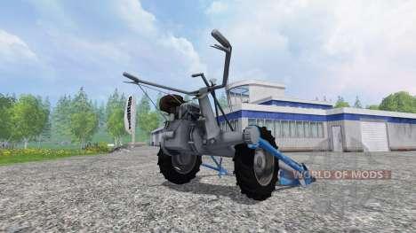 BCS 127 v0.8 for Farming Simulator 2015