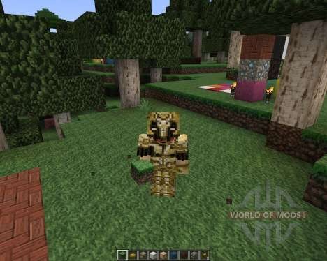 Conquest [32x][1.7.2] for Minecraft