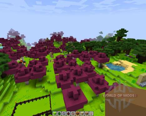 Cube World [16x][1.7.2] for Minecraft