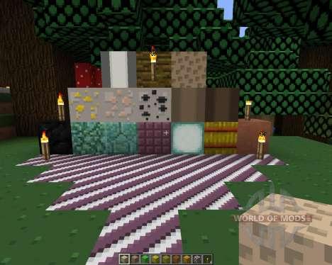 Papawer: Respawn [16х][1.8.1] for Minecraft
