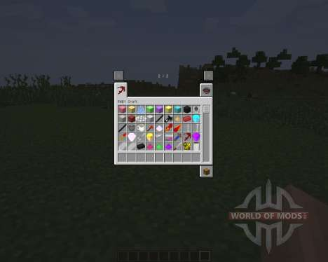 RWBY Craft [1.7.2] for Minecraft