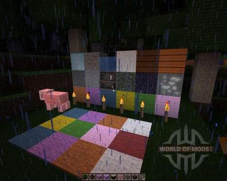 Arista [32x][1.7.2] for Minecraft