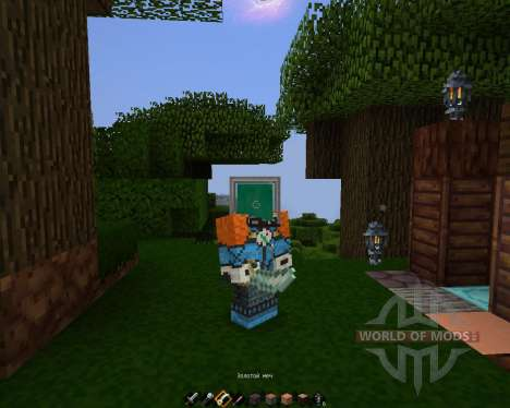 The Voxel Box Palceon [16x][1.8.1] for Minecraft