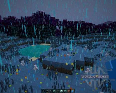 TRON PARCOUR 2 [32х][1.8.1] for Minecraft