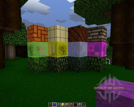 ChibiKage89s Texture Pack [32x][1.7.2] for Minecraft