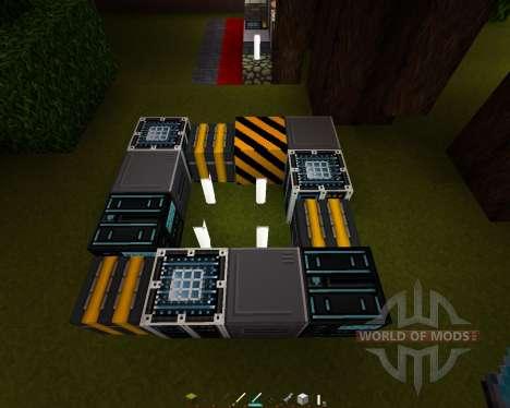 SpaceLab [32x][1.8.1] for Minecraft