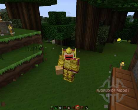 Sphax BD [64x][1.7.2] for Minecraft