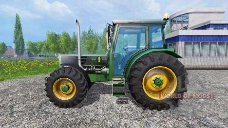 Buhrer 6135A Black Beauty for Farming Simulator 2015