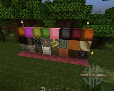Axian pack [32x][1.7.2] for Minecraft
