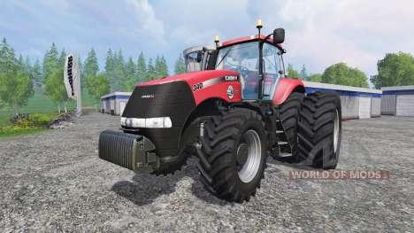 Case IH Magnum CVX 340 v1.0.3 [pack] for Farming Simulator 2015