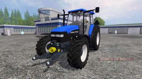 New Holland TM 150 for Farming Simulator 2015