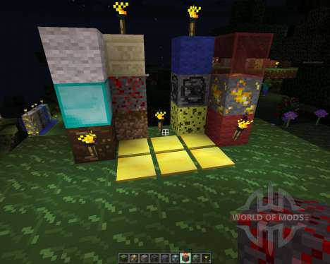 The Steel Pack [16x][1.7.2] for Minecraft