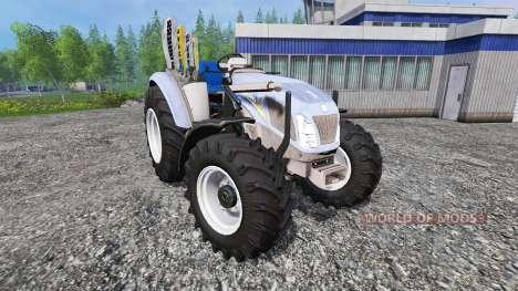 New Holland T4.75 garden edition v2.0 for Farming Simulator 2015