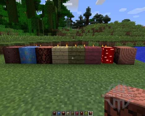 ExtrabiomesXL [1.6.2] for Minecraft